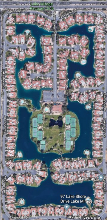 Lake Mirage Racquet Club